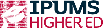 IPUMS Higher Ed